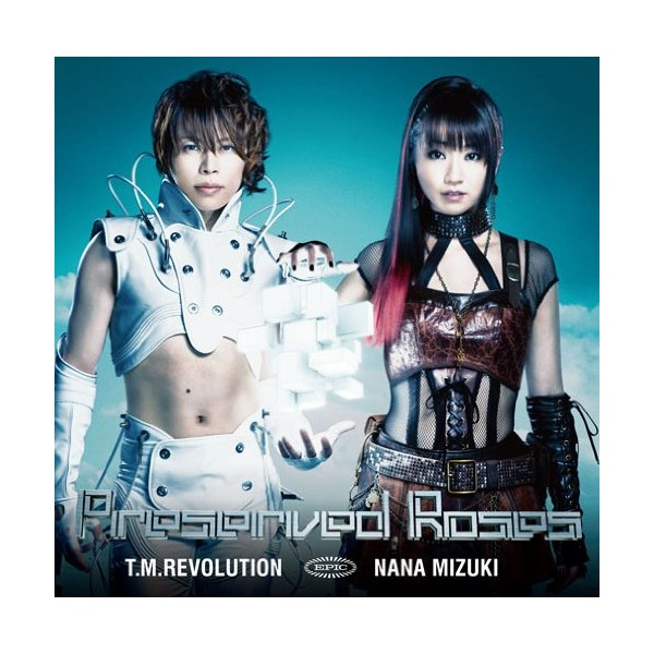 cd-preserved-roses-tm-revolution-nana-mizuki-single-dvd-limited-edition-