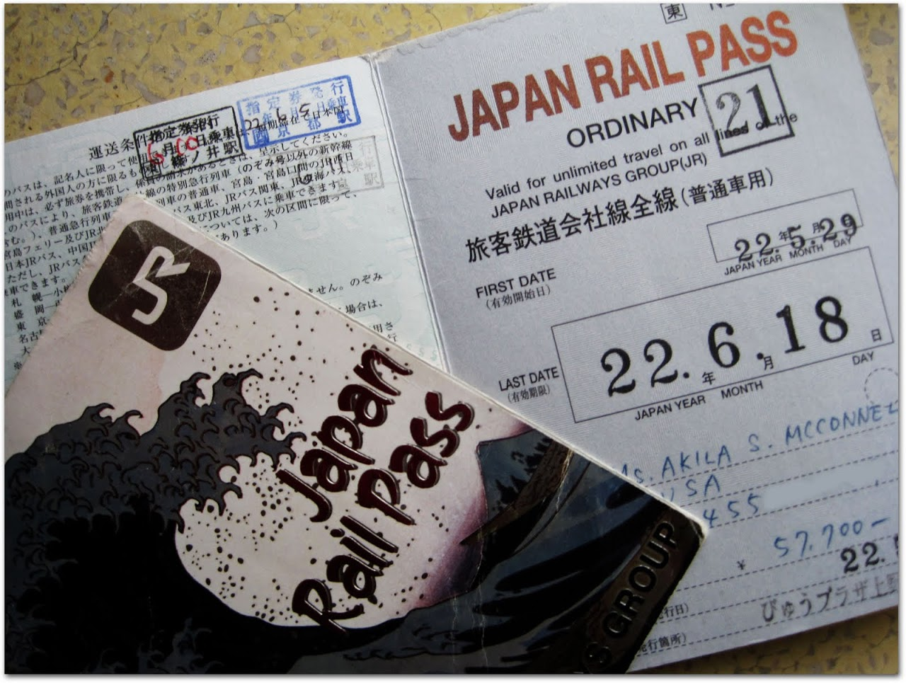 Travel Japan Rail Pass Cara Turis Menyiasati Transportasi Mahal Di Jrpass Ordinary Dewasa 7hari Pic1