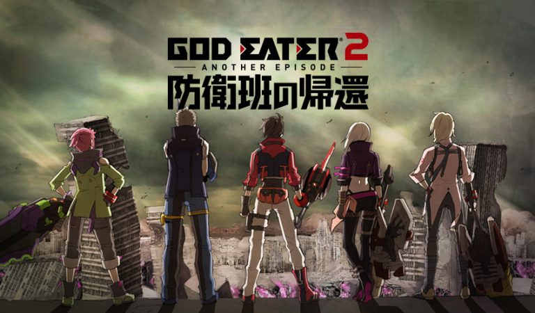 God Eater 2 Another Episode Tampilkan Video Promo DLC