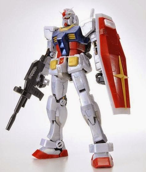 Mobile Suit Gundam 35th Gundam Premium Set 02