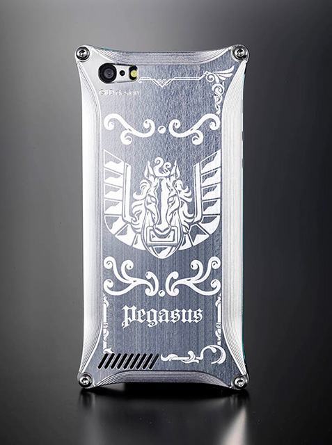 "Casing iPhone Cloth dan Cloth Box ""Saint Seiya"" dari Metal Akan Segera Dirilis"
