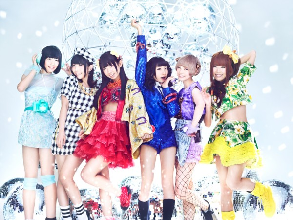 Dempagumi.inc W.W.D lyrics cover