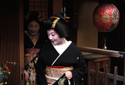 geisha rules