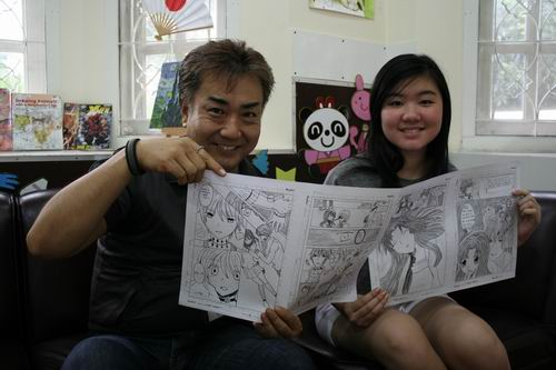 ikuzo manga workshop (3)