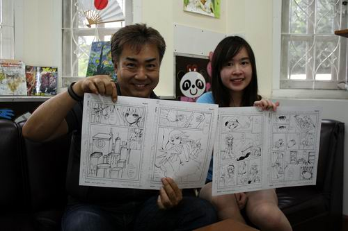 ikuzo manga workshop (4)