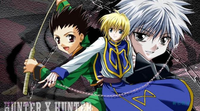 HUNTERxHUNTER (3)