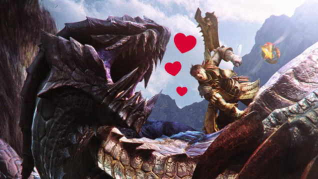 monster hunter dating (1)