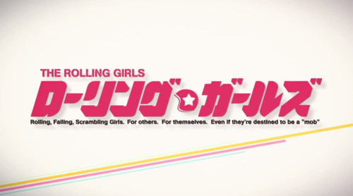 The Rolling Girls 1
