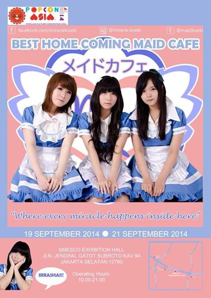 01 POSTER MIRACLE KISEKI CAFE