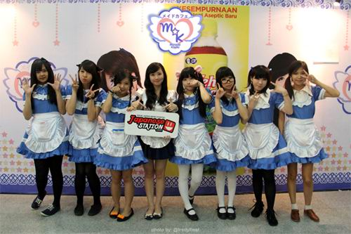 18 CREW MAID KISEKI CAFE