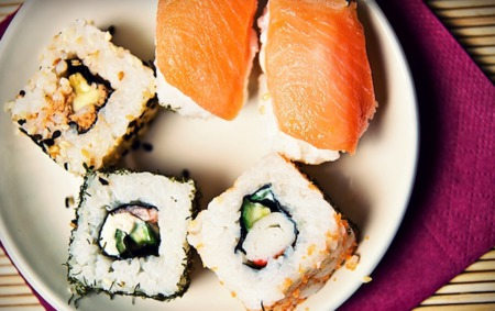 So, sushi mana favorit Anda?