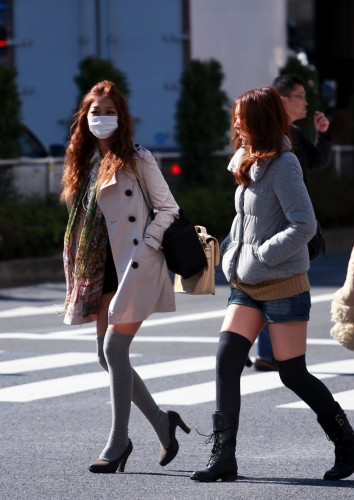 4b japan_winter_girls