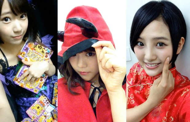 HKT48-and-Lotte-Team-Up-For-The-Sweetest-Halloween-Campaign-620x400