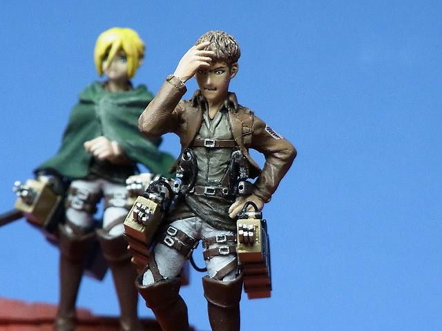 attack on titan diorama (12)