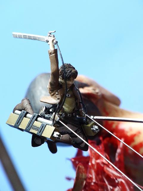 attack on titan diorama (6)