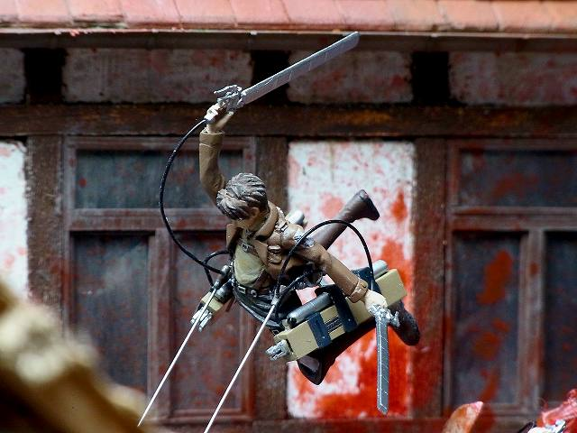 attack on titan diorama (7)