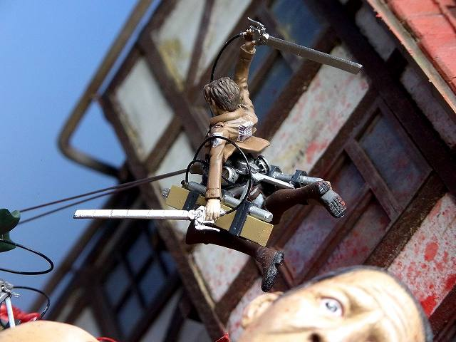 attack on titan diorama (8)