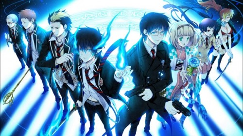 drama 6 - blue exorcist