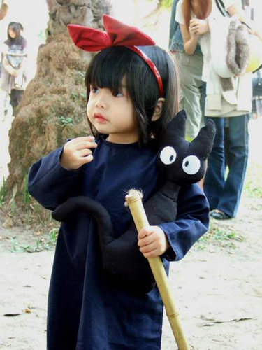 ghibli cosplayers (11)