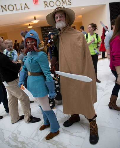 ghibli cosplayers (6)