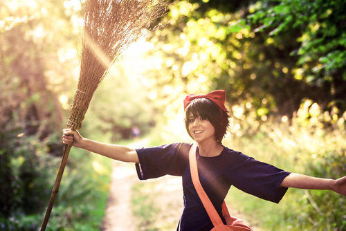 ghibli cosplayers (7)