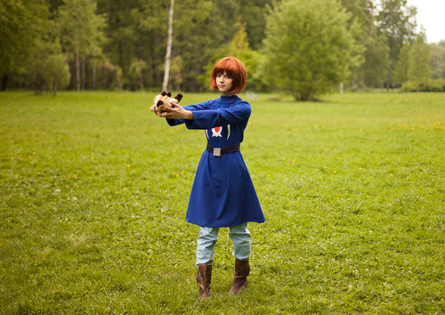 ghibli cosplayers (8)
