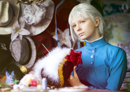 ghibli cosplayers (9)