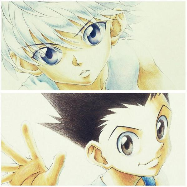 hunter x hunter goodbye (2)