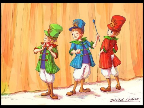 1n little_three_caballeros_by_chacckco-d6nyg4r
