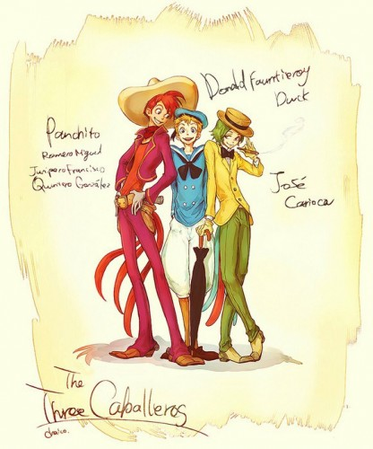 1t the_three_caballeros_by_chacckco-d4uaupv