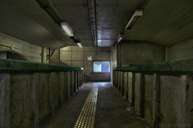 Japan's Scariest-Looking Train Stations (12)