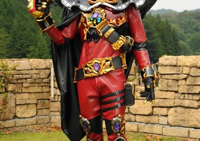 Kamen Rider X Kamen Rider Drive & Gaim Movie Wars 2015: Full Throttle: Memperkenalkan Kamen Rider Lupin