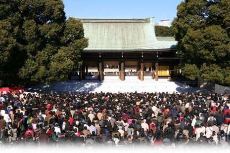 Meiji Shrine (1)