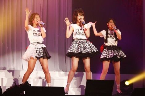 french kiss live