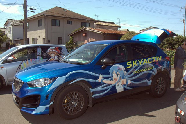 itasha cosplay driving school (7)