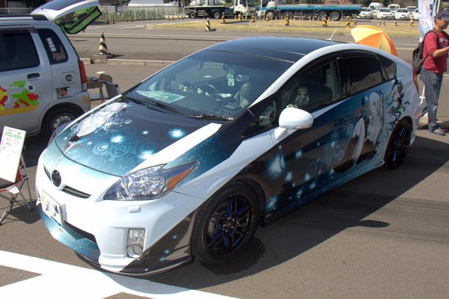 itasha cosplay driving school (9)
