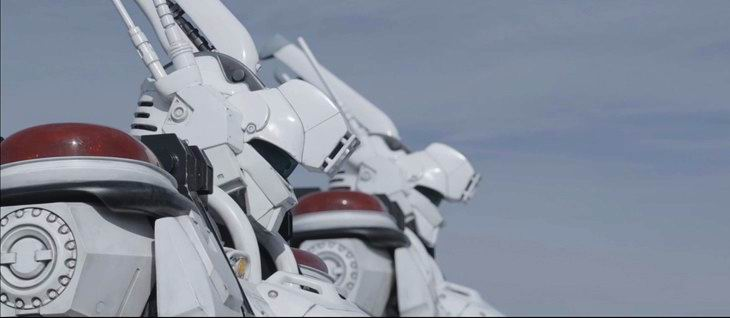 patlabor movie 2015
