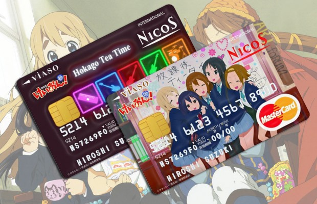 Mastercard-Unleashes-Hit-Anime-Series-K-On-Credit-Cards-620x400