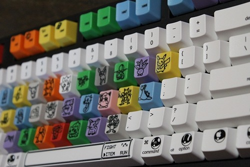 Pokemon Keyboard (1)