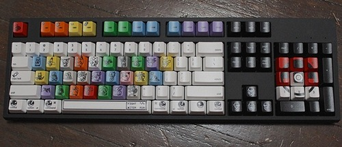 Pokemon Keyboard (2)