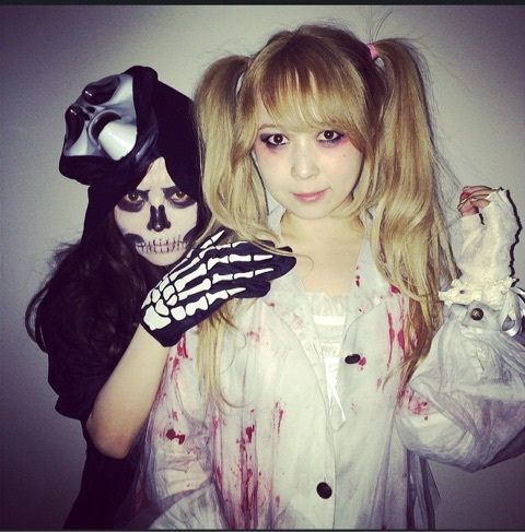 japan celeb halloween (15)