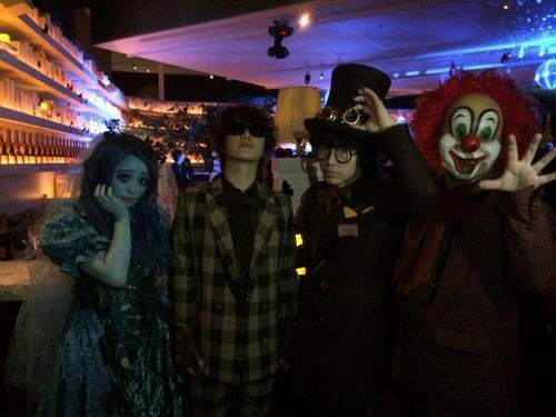 japan celeb halloween (8)