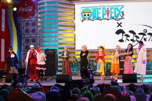 Idol group Wa-Suta ber-cosplay sebagai karakter ONE PIECE! (3)
