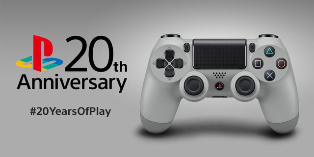 PlayStation 20 Anniversary