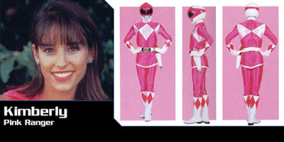 Power Rangers 2017 Kimberly