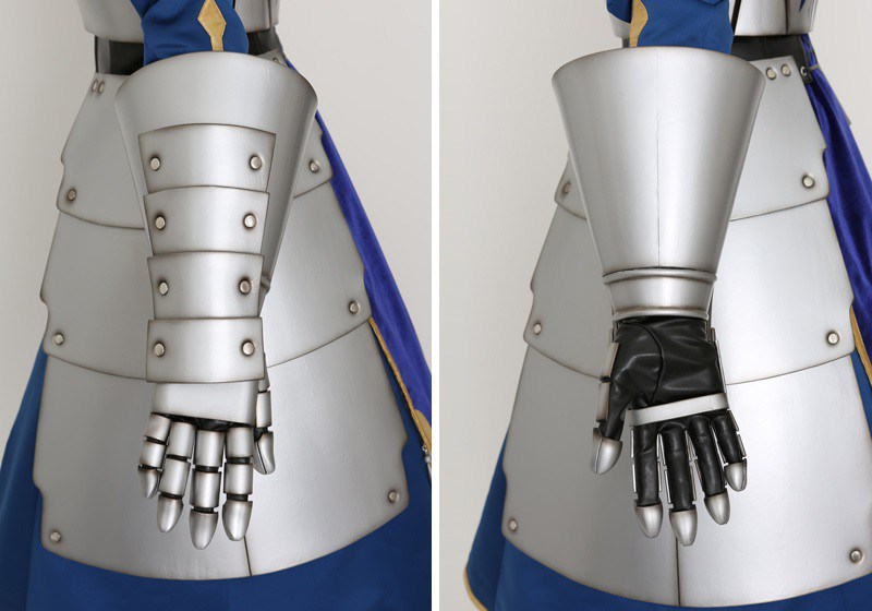 Saber Cosplay Full Armor 3