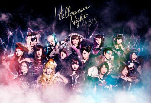 AKB48 Halloween Night