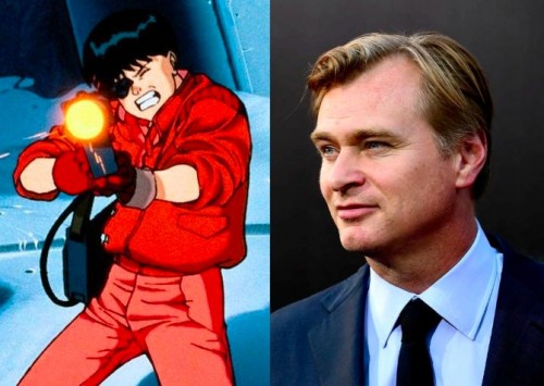 Akira Warner Bros Chris Nolan joiend