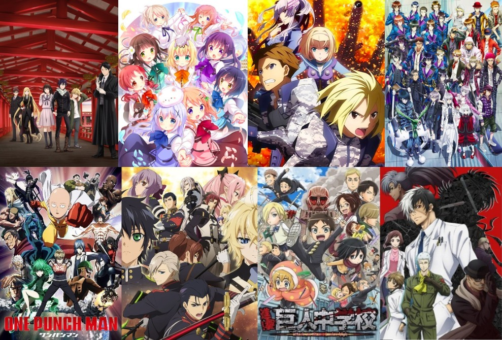 Anime Fall 2015 Preview featured