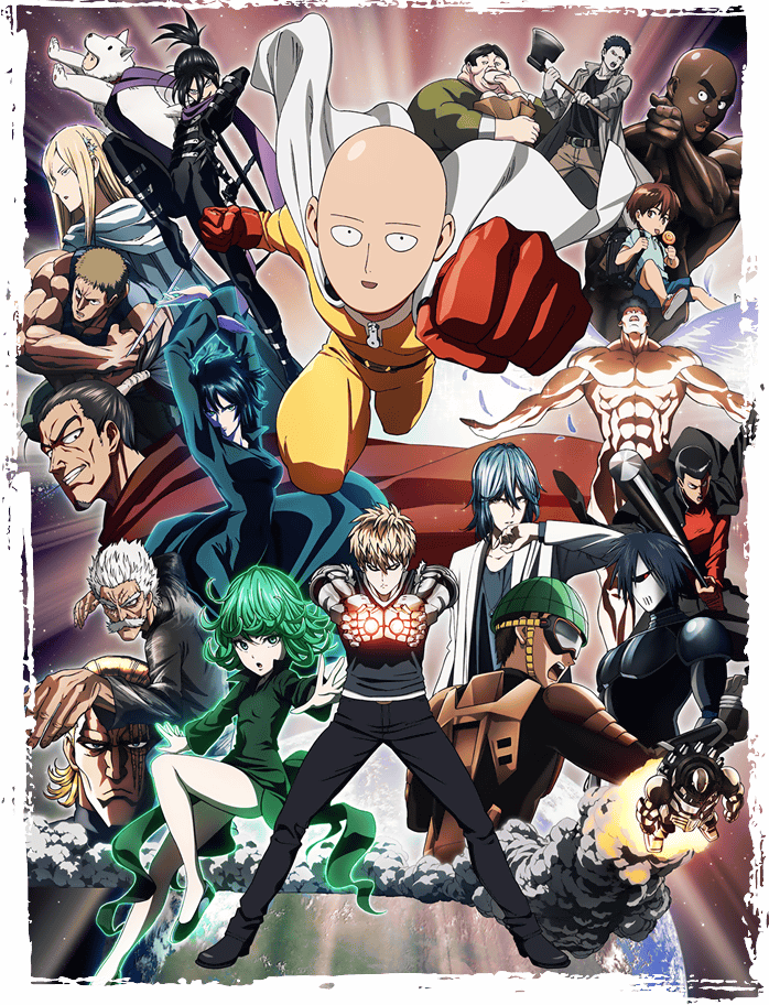 Anime Season Fall 2015 Fans Perempuan One Punch Man